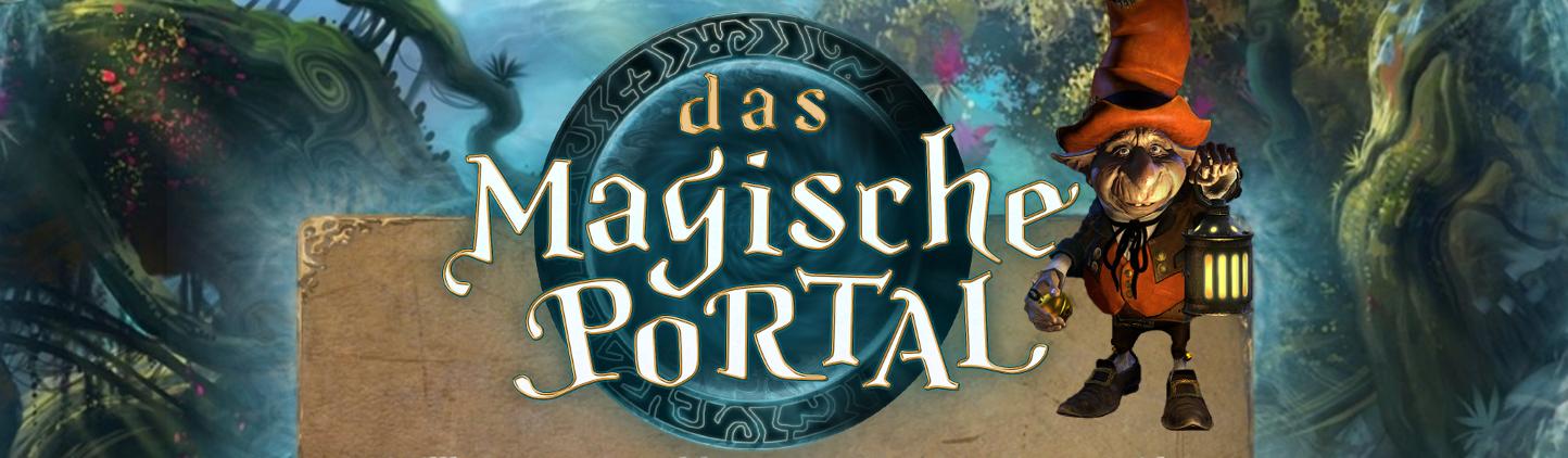 Banner Magisches Portal