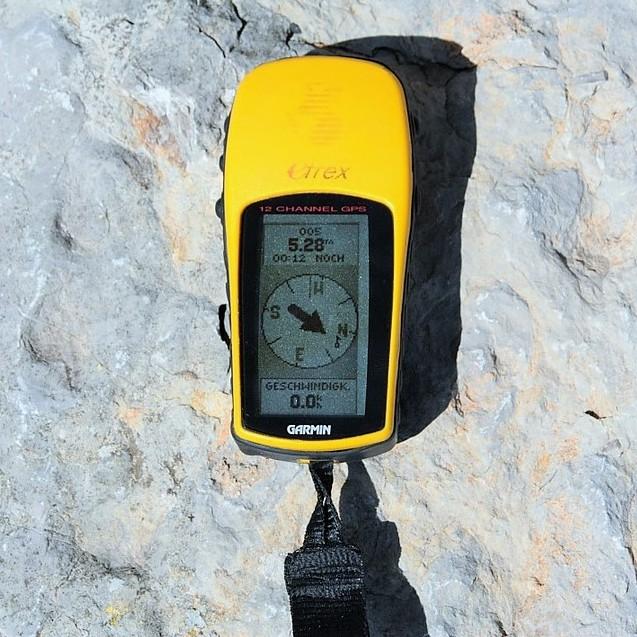 GPS Gerät zur Navigation
