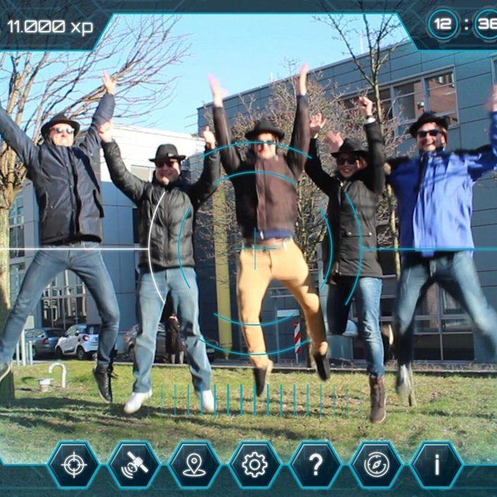Teamfoto Escape Game