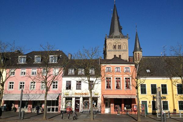 Niederrhein Secrets Stadtrallye Xanten